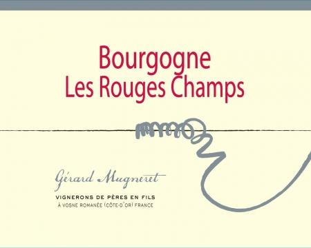 Bourgogne «Les Rouges Champs».
