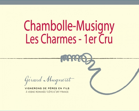 Chambolle-Musigny Les Charmes – 1er Cru