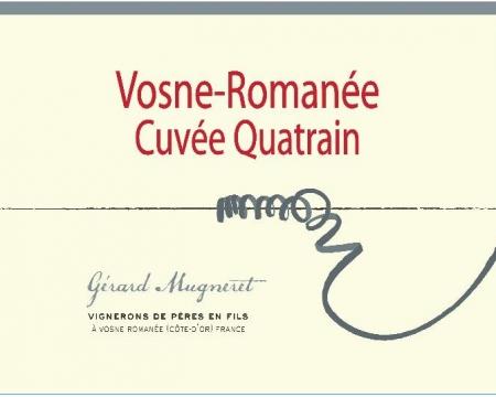 Vosne Romanée Cuvée «Quatrain»