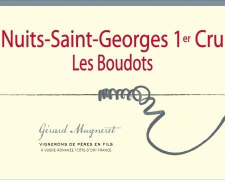 Nuits-Saint-Georges Les Boudots – 1er Cru