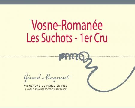 Vosne Romanée Les Suchots – 1er Cru