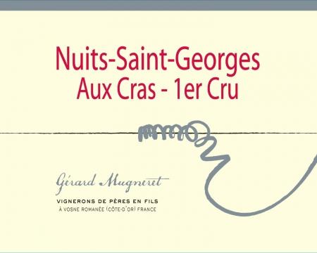 Nuits Saint Georges «Aux Cras» 1er Cru
